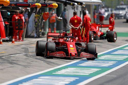 Ferrari intentará adelantar las actualizaciones para el GP de Estiria