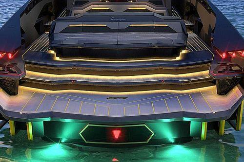 Yates de ensueño: los barcos firmados por fabricantes de coches