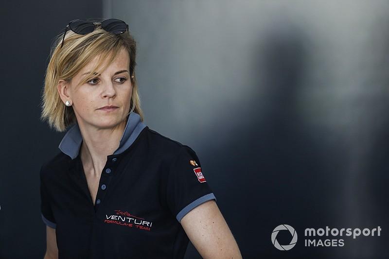 """Wolff: Fontos, hogy """"hiteles"""" női versenyzők tesztelhessenek"""