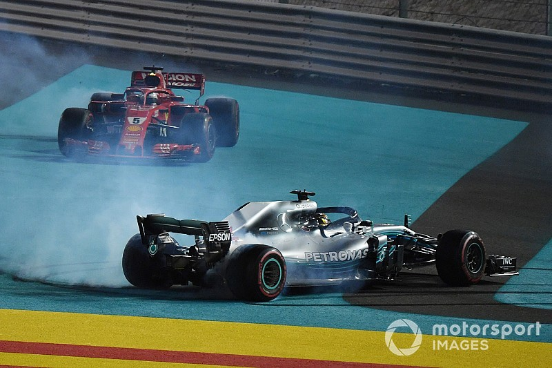 Mondiale Costruttori F1 2018: la Mercedes davanti alla Ferrari di 84 punti