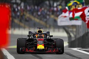 Ricciardo feels like he's taking