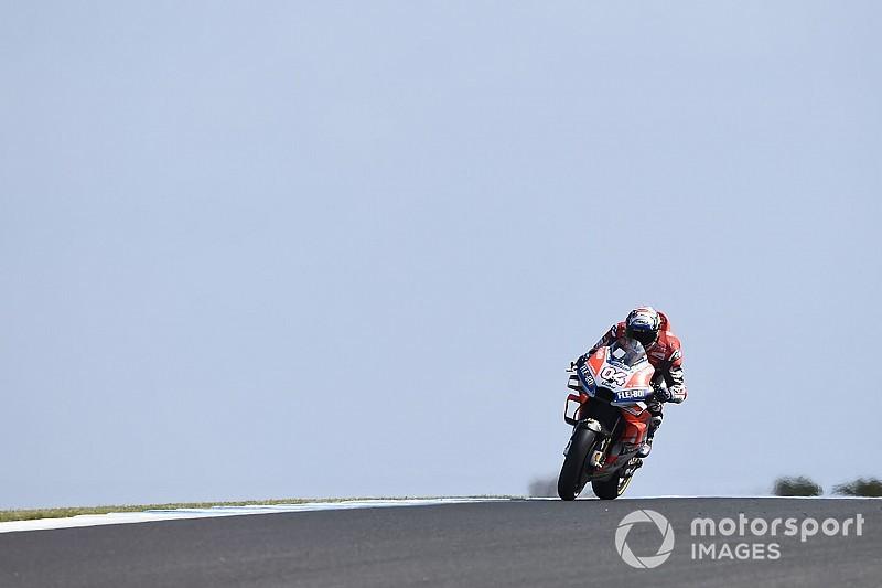 Stand MotoGP-kampioenschap 2018: Dovizioso steviger tweede, Honda mist kans op titel