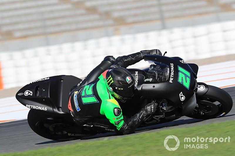 Petronas busca mesmo sucesso da F1 na MotoGP