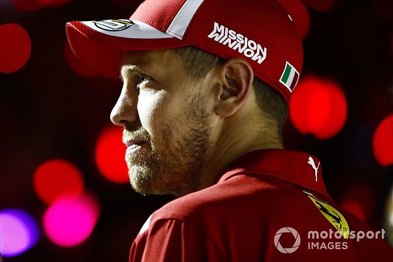 Vettel wehrt sich nach Suzuka-Kritik: