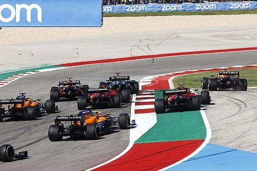 US Grand Prix Driver Ratings