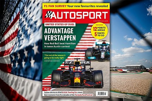 Magazine: F1 United States GP review