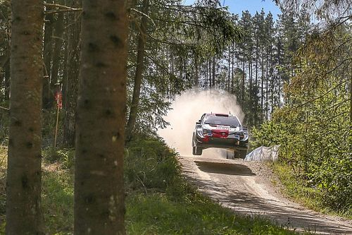 How Finland's newest rally hero made WRC history in Estonia