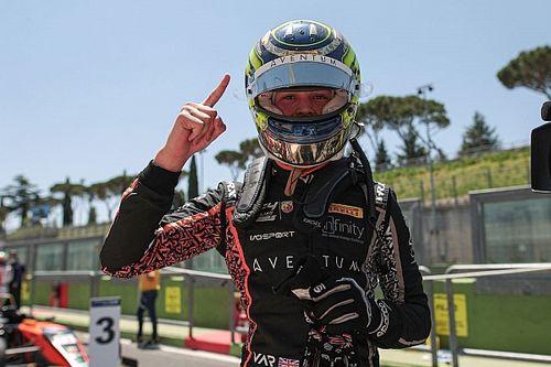 Formula 4: Bearman concede il bis a Vallelunga