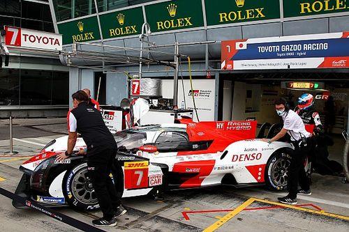 Monza WEC 1. antrenman: Toyota ilk seansta duble yaptı