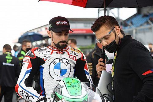 Laverty replaces injured Sykes at BMW for Jerez WSBK