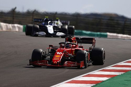 Leclerc:Portimaoqualifying shows I have a lot tolearn
