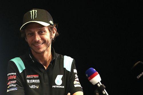 """Rossi: """"Il Principe spinge, ma è difficile che io corra con VR46"""""""