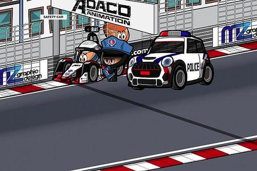 Vídeo: el ePrix de Mónaco de la Fórmula E según MiniEDrivers