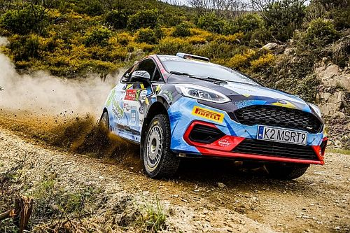 Demi Titel WRC Junior, Pajari Ingin Pertahankan Konsistensi