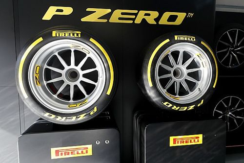 Pirelli restarts 18-inch F1 tyre development for 2022