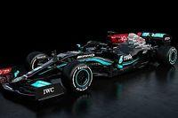 Mercedes toont nieuwe bolide voor Formule 1-seizoen 2021