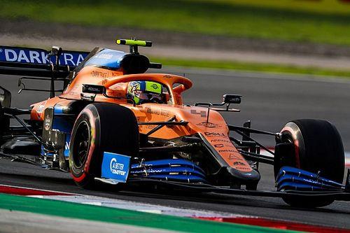 McLaren wil 2021-auto minder gevoelig maken voor wind