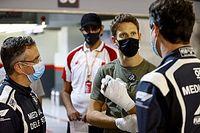 Vídeo: Grosjean vuelve a subirse a un monoplaza de IndyCar tras su accidente