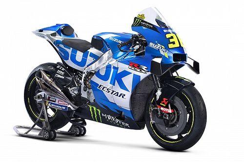 Suzuki revela moto que terá em 2021 para defesa do título da MotoGP