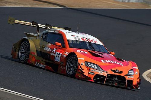 Hasil Super GT Okayama: Rookie Racing Menangi Duel versus TOM'S