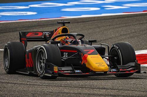 Tsunoda en pole, Schumacher en fond de grille !