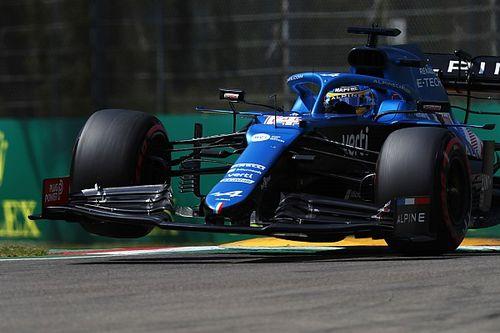Alonso verwerpt theorie over gewenningsprobleem 'nieuwe' coureurs