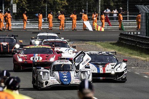 La Journée Test une semaine seulement avant les 24H du Mans 2021