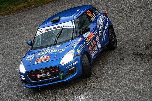 Suzuki Rally Cup: il Gran Finale a Como