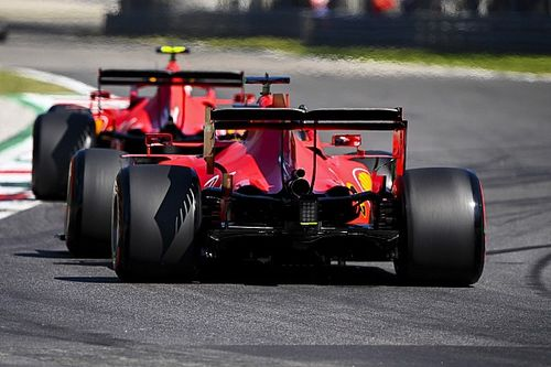 Ferrari confident straightline speed weakness is fixed