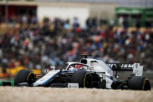 Sprawa Russella, a silniki Mercedesa