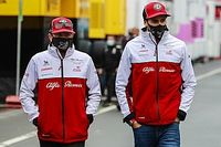Raikkonen, Giovinazzi to stay at Alfa Romeo in 2021
