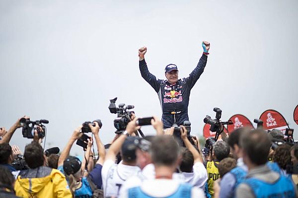 Dakar Dakar 2018: Sainz clinches Peugeot's farewell victory
