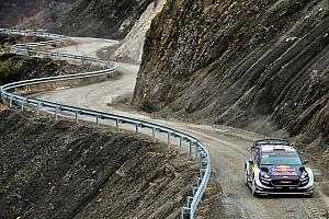 WRC Leg report Monte Carlo WRC: Ogier takes 30s lead into final day