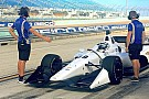 "IndyCar Carlin ""excited and quite emotional"" after first IndyCar test"