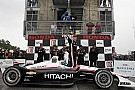 IndyCar Le point IndyCar - Newgarden se joue des éléments