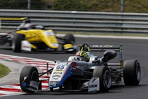 F3 Europe Race report Hungaroring F3: Ahmed takes points lead with first win