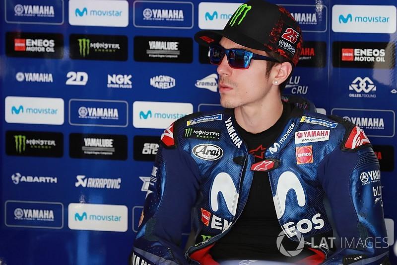 Apesar de problemas, Viñales vê Yamaha na disputa do título