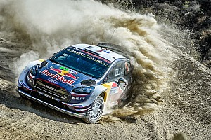 WRC Interview M-Sport using NASCAR tech to improve Ford WRC program