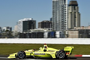 IndyCar Breaking news Cindric: Penske drivers' different styles can make us stronger