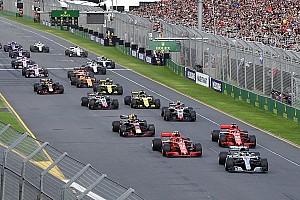 الفورمولا واحد تكشف عن مواعيد انطلاق سباقات 2019