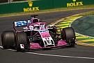 Fórmula 1 Sergio Pérez se dijo preocupado tras la calificación en Australia
