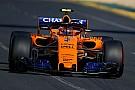 Formula 1 Vandoorne: McLaren için verimli bir gün oldu