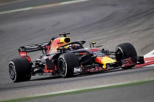 Formel 1 Trainingsbericht Formel 1 Bahrain 2018: Red Bull startet mit Defekt ins Wochenende