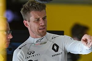 Формула 1 Новость Скорость Хюлькенберга впечатлила руководство Renault