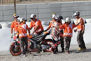 MotoGP Noticias de última hora Márquez confía en que no se caerá el domingo
