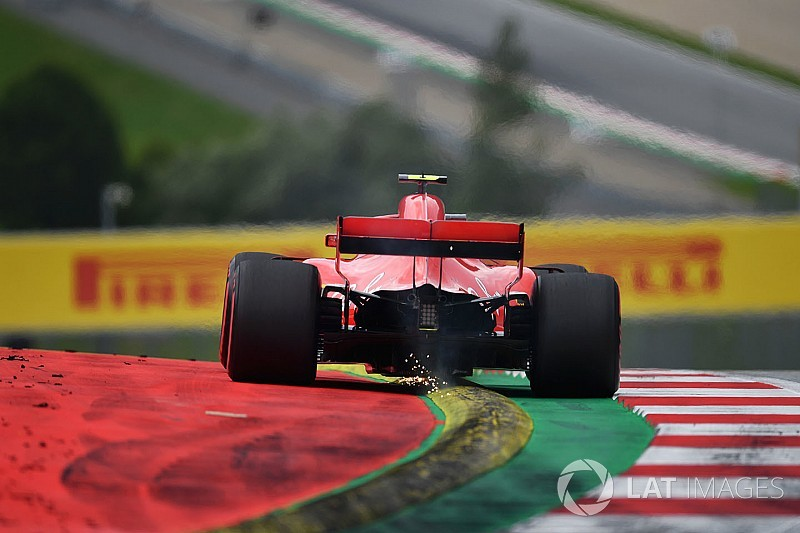 Ferrari estreia novo assoalho em Silverstone