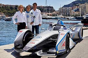 Formula E Breaking news Susie Wolff named Venturi Formula E team boss