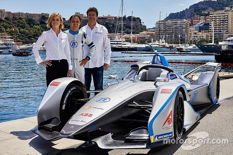 Susie Wolff named Venturi Formula E team boss