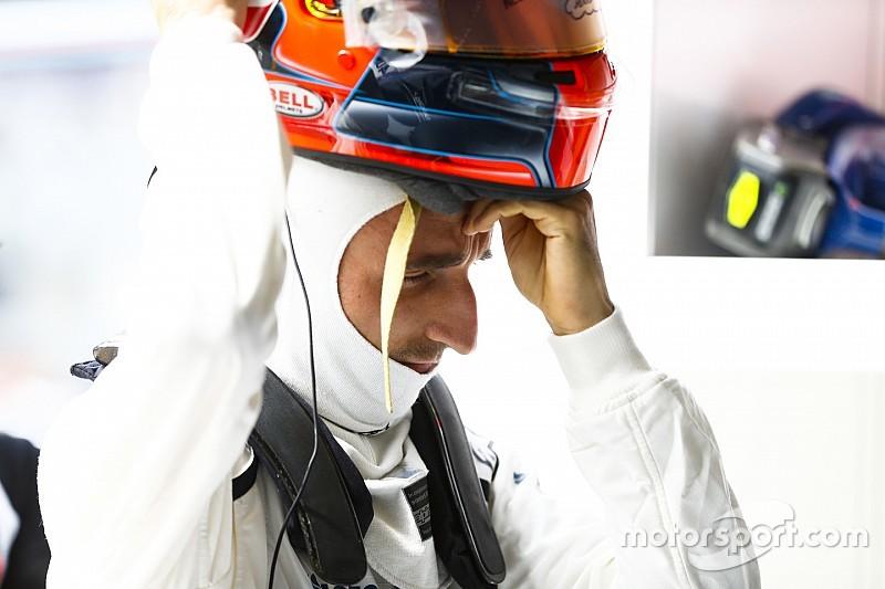 """Kubica: """"Az F1-es teszteken én is csak egy újonc voltam"""""""