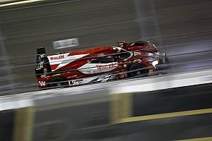 Felipe Nasr siente que su equipo dejó ir la victoria en Daytona